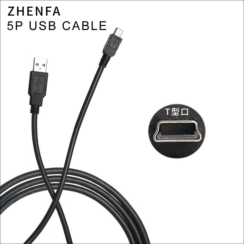 zhenfa usb cable for nikon slr camera uc e4 uc e5 d7000 d90 d200 [ 1000 x 1000 Pixel ]