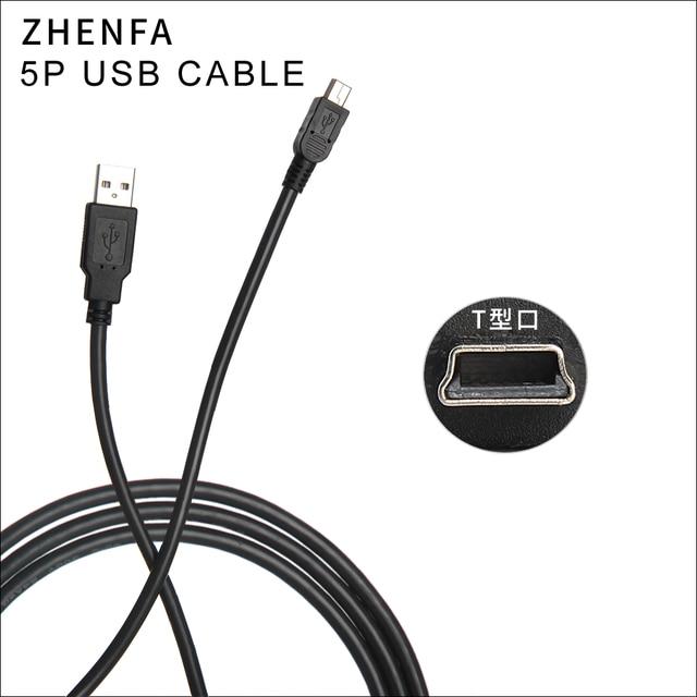 Zhenfa USB kablosu nikon SLR Kamera için UC E4 UC E5 D7000 D90 D200 D3000 D3100 D3X D40X D50 D60 D70 D70s D80 d700 Veri KABLOSU