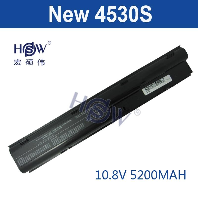 HSW 6 cell ноутбук Батарея 633805-001 633733-321 HSTNN-OB2R для hp ProBook 4330 s 4331 s 4430 S 4431 s 4435 s 4436 s 4530 s 4535 s