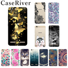 For Caps Lenovo Vibe K5 A6020a40 Phone Protective Back Cover TPU Soft Silicone Case For Lenovo K5 plus Lemon 3 Phone Case