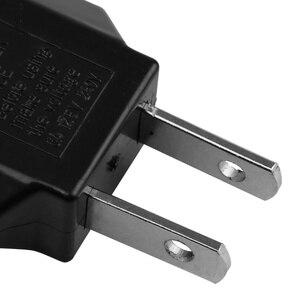 Image 2 - 5 adet/grup abd, ab tak adaptörü ab abd seyahat güç adaptörü elektrik fişi dönüştürücü soket amerikan avrupa Outlet dönüştürücü FS
