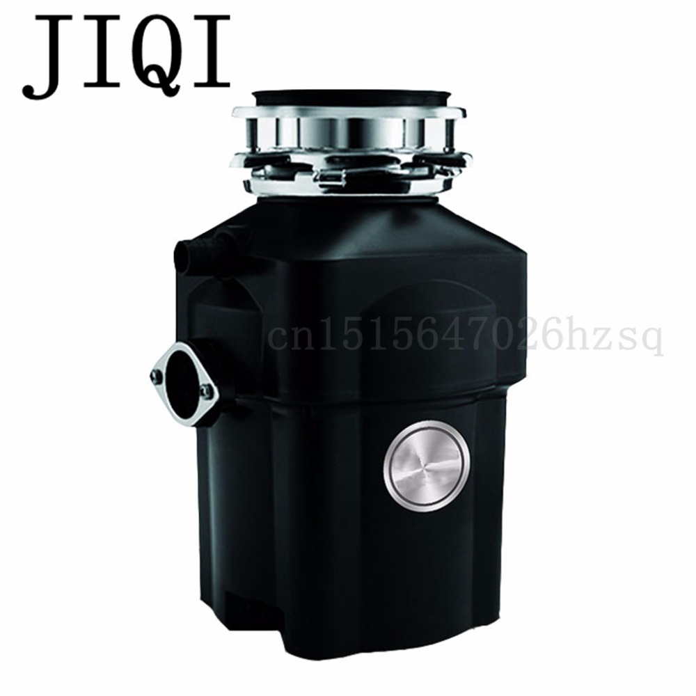 JIQI 1500mL 560W Food waste disposer Food resibue processor sewer garbage grinder household kitchen helper Mute 20-25dB assessment of household electrical and electronic waste management