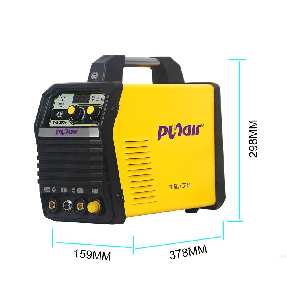 220 V Arc Schweißer 50-180 Amp Handheld Mini TIG/MMA IGBT Mini Elektrische ARC Schweißen Schweißer- maschine Werkzeug