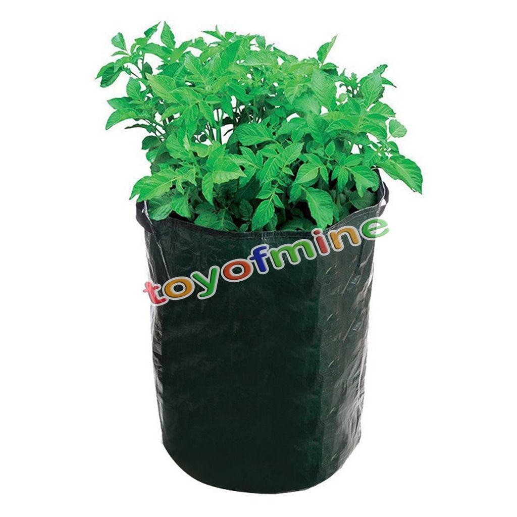 1x Plantator Garnki Warzywa Ziemniaki Pomidory Rosną Torby