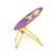 Corda elástica ao ar livre portátil dobrável cadeira de salão cadeira reclina preguiçoso