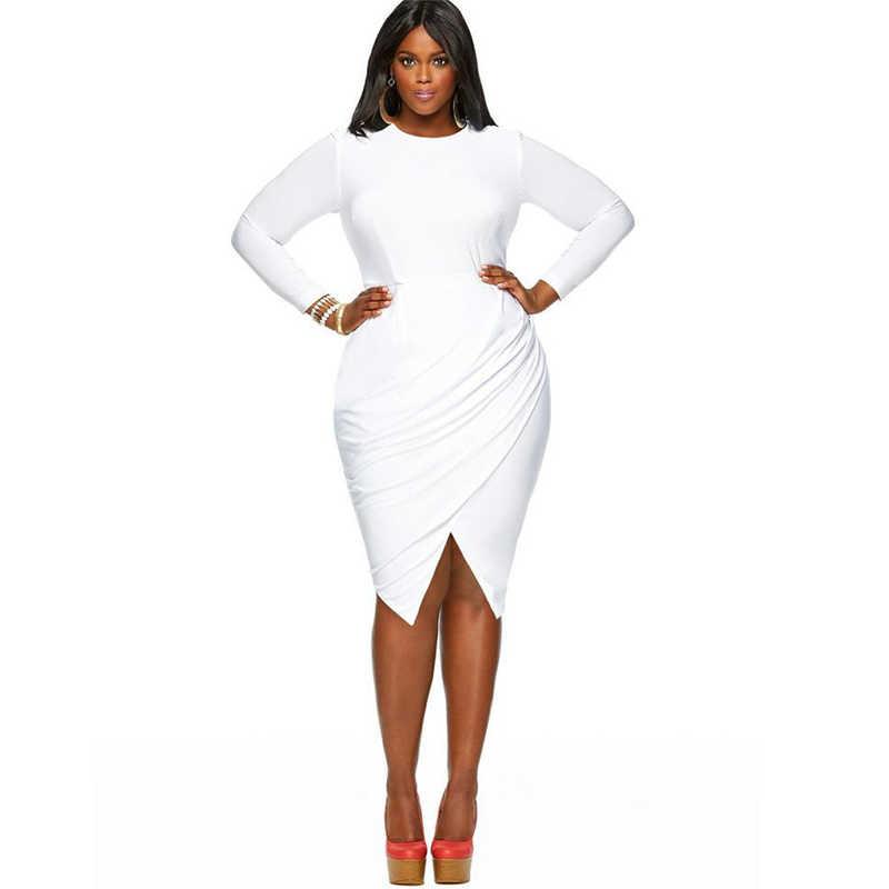 5c8db2de200c4 Detail Feedback Questions about Plus size 3XL women dress For Fat ...