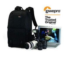"""卸売本物のロープロ fastpack 350 写真デジタル一眼レフバックパックのラップトップ 15.4 """"と全天候カバー"""