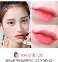 Hot Sale Women Double Color Lipstick Waterproof Long-Lasting Lip Gloss Moisturzing Nourishing Lipsticks Balm Lip Cosmetics