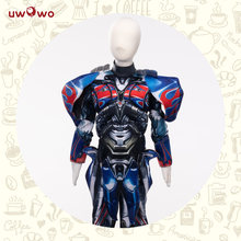 Optimus Prime Boys Costume Cosplay Superhero Jumpsuits Kids Costume for Carnival Halloween Costumes Birthday Party Boy Gift(China)