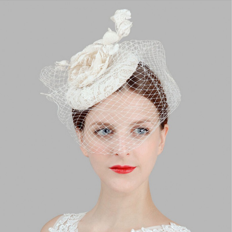 069a11fa647 Gray flower pillbox hat for women felt fascinator hats