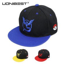 Manufacturers PokemonGo Pokemon Hip-Hop Hat Baseball