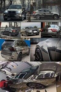 Image 2 - Película de revestimiento de vinilo cromado para coche, 5m/10/15m/20m, alta capacidad de estiramiento, película de revestimiento de vinilo sin burbujas