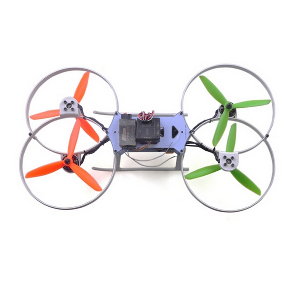 ФОТО Flymoto295 288mm Multi Rotor Quadcopter Frame Kit with Propeller for FPV Racing