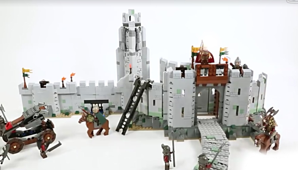 New The Lord of the Rings Battle Of Helm' Deep Model Building Blocks Bricks 9474 compatiable legoes gift kid castle boy set toys batman tumbler bat pot 7105 batmobile joker superman 7115 model building block kit bricks boy compatiable legoes kit gift set