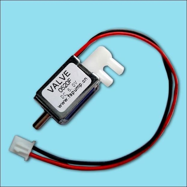 Heimwerker Clever Ebowan Zwei-position Drei-way Air Gas Abgas Ventil Schalter Dc 12 V Micro Magnetventil 6 V 24 V Ventil