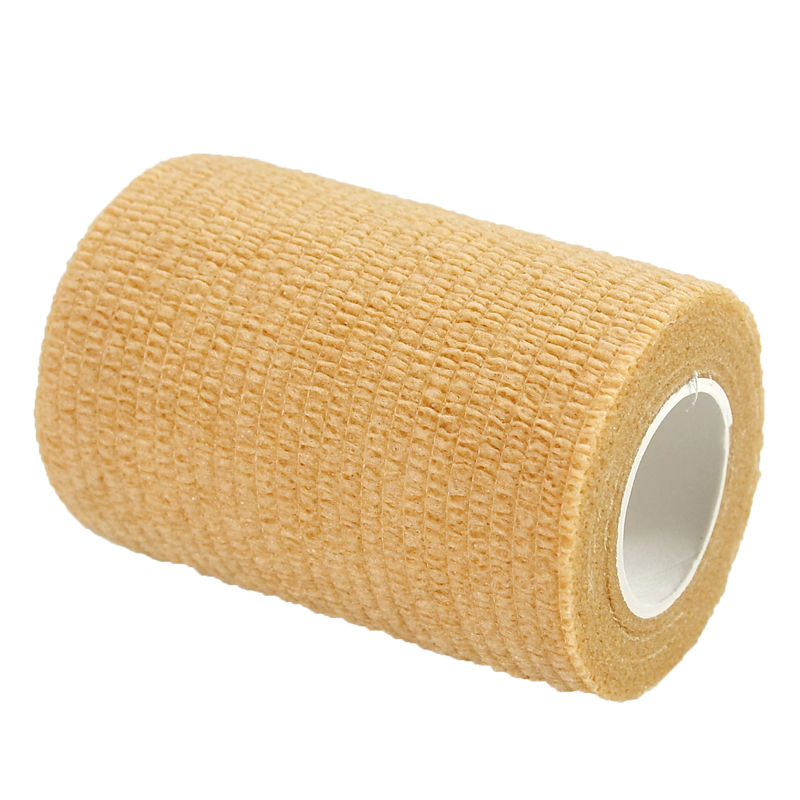7.6CMX2.3M Waterproof Elastic Self Adhesive Bandage Medical Bandage Pet Bandages First aid ...