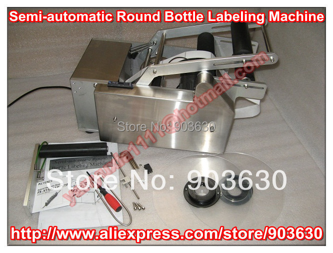 automatic labeler machine