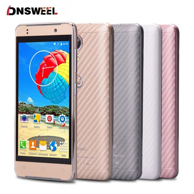 "Free Gift Gooweel M9mini+ Smartphone MTK6580 Quad Core Android 5.1 4.5"" IPS  1GB RAM 8GB 5MP Dual SIm 3G GPS Mobile cell phone"