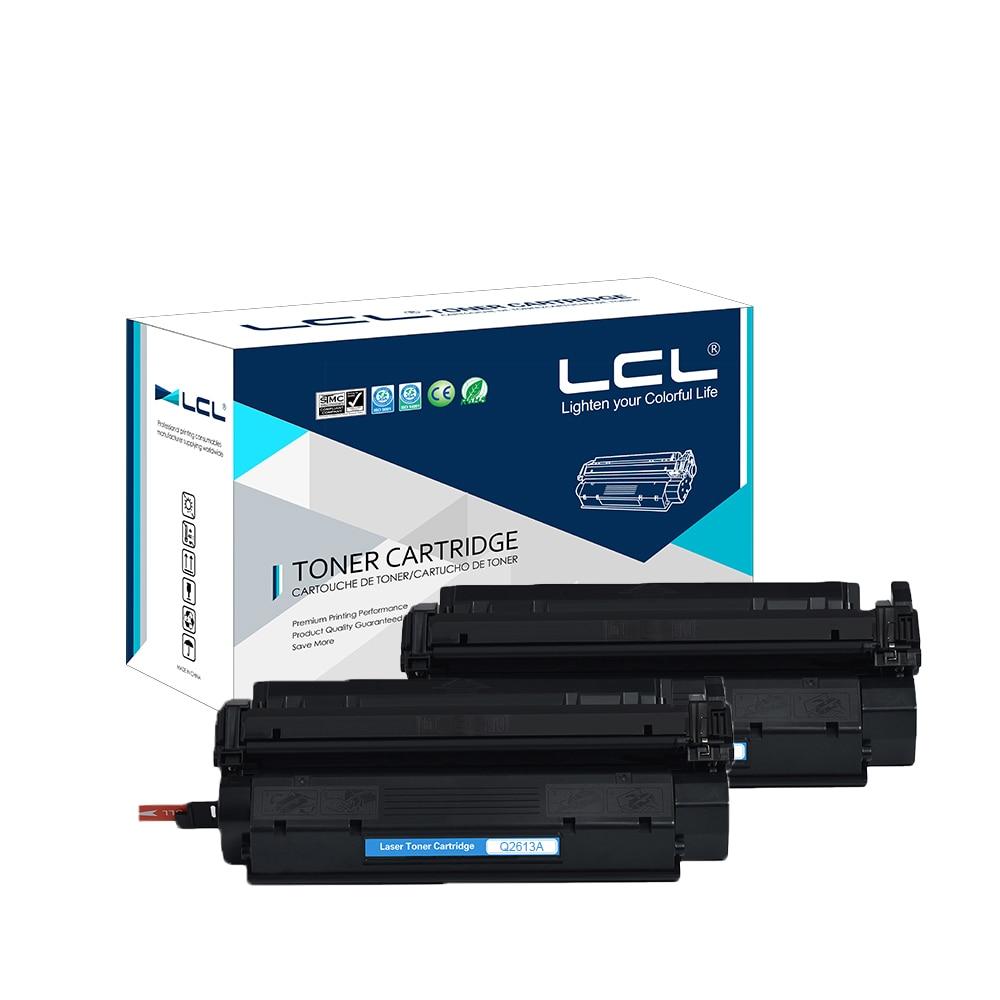 LCL Q2613A 13A 2613A Q 2613 Eine Q2613 (2-Pack) Schwarz Laser-tonerpatrone Kompatibel...