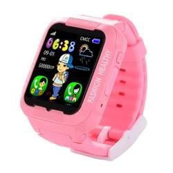 K3 Детские умные часы телефон карты gps позиционирования Водонепроницаемый Сенсорный экран фото Смарт-часы многофункциональный браслет