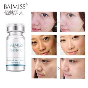 Image 3 - BAIMISS 8pcs Hyaluronic Acid Serum Face Cream Moisturizing Nourish Acne Treatment Skin Care Night Cream Facial Whitening Essence