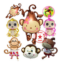 balloon animals inflatable animal party decoration supplies ballons birthday farm monkey