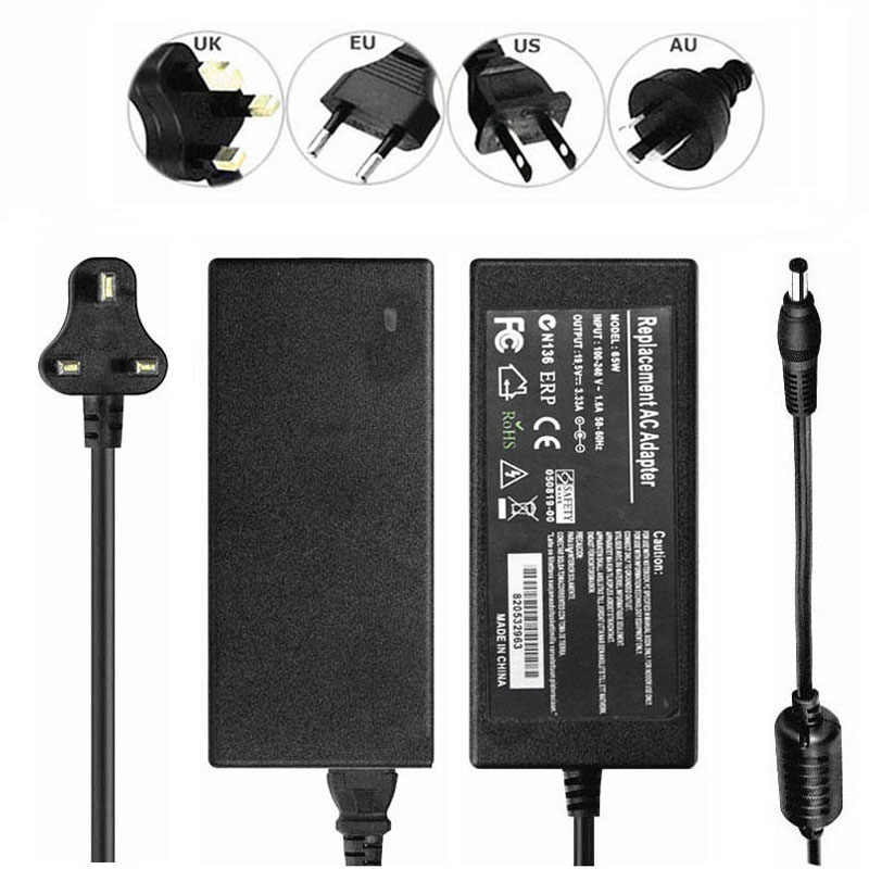 19.5 V AC carregador Adaptador para HP Envy 17 Series Smart Touch Pavilion M4