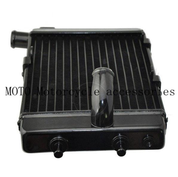 Motorcycle Radiator Aluminium Cooling Cooler For Aprilia TUONO1000 RSV1000 2002 2003 2004 2005 Motorbike Radiator цена 2017