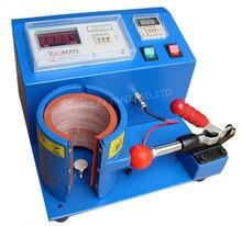 Free shipping by DHL 1 pcs Digital Mug Press Machine MP2105 Black Blue and Red 220V