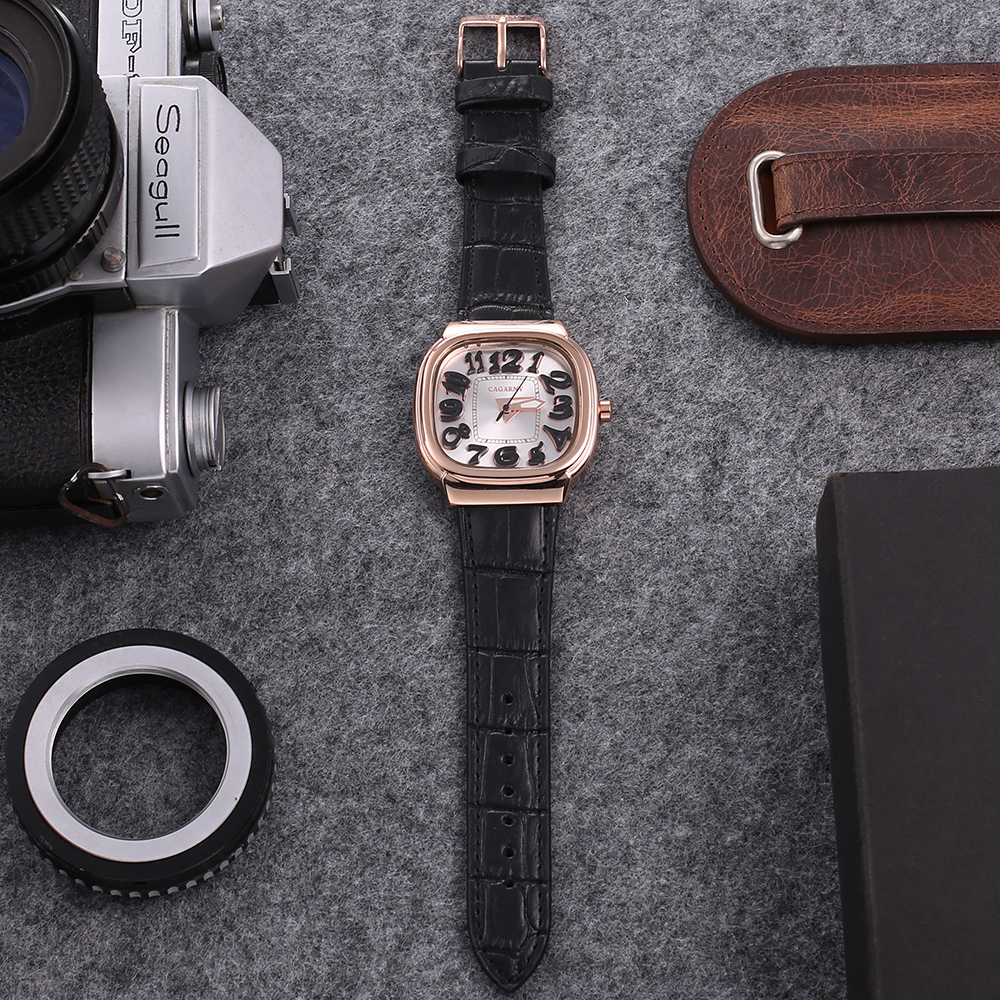 hot fashion desiner quartz watches for women Retro ladies wristwatches (9)