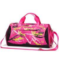 New Men Gym Sport Bag for Women Fitness Yoga Training Outdoor Travel Handbags With Shoes Storage sac de sport homme