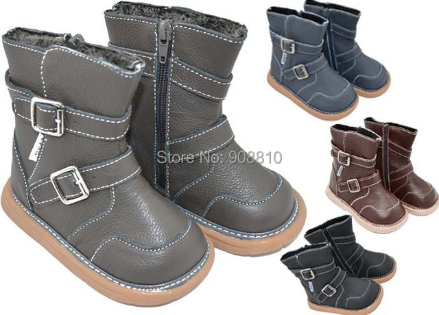 Hot!!boys autumn boots soft leather with straps and buckles baby shose things fashion ankle boots free shipping retail wholesale