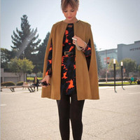 Women Trench Coat Autumn Open Front Cardigan Jacket Cape Cloak Poncho Ropa Invierno Mujer Cashmere Coat Ponchos Y Capas Mujer
