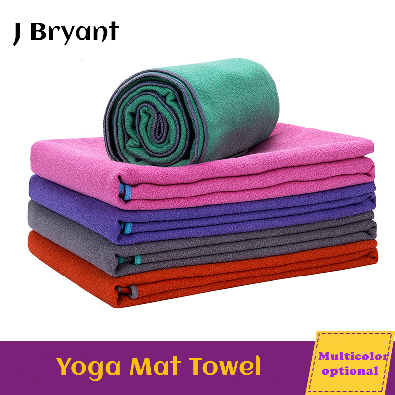 Yoga Mat Towel Large Microfiber Towel Dance Mat Yoga Tapete Beach Non Slip Tapis Gym High Quality 2017 New 183*61 For Hot Yoga bbk