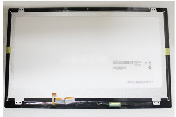 15.6 LCD Assembly Screen For Acer Aspire V5-522P V5-531P V5-571P V5-571PG + Digitizer,Free shipping new 15 6 touch screen digitizer glass replacement for acer aspire v5 531p v5 531p 4129 frame