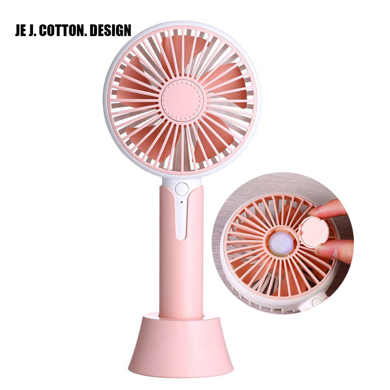 1200mAh Battery Rechargeable Handheld Fan with Aroma Function Portable Cooler Cooling USB Charging Mini Fan for Outdoor Office mirror fan usb air cooling fan 1200mah battery rechargeable fan portable desk mini dc fan for home office outdoor