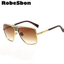 b093644770cf3b 2019 Mannen Nieuwe Merk Vierkante zonnebril Vrouwen Vintage Zonnebril Mode  Dames Rijden Brad Pitt Bril Lunettes De Soleil Gafas