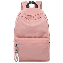 2019 New Shoulder Bag Female Super Fire Korean Version Of The Backpack College Wind Wild Middle School Student Fashion