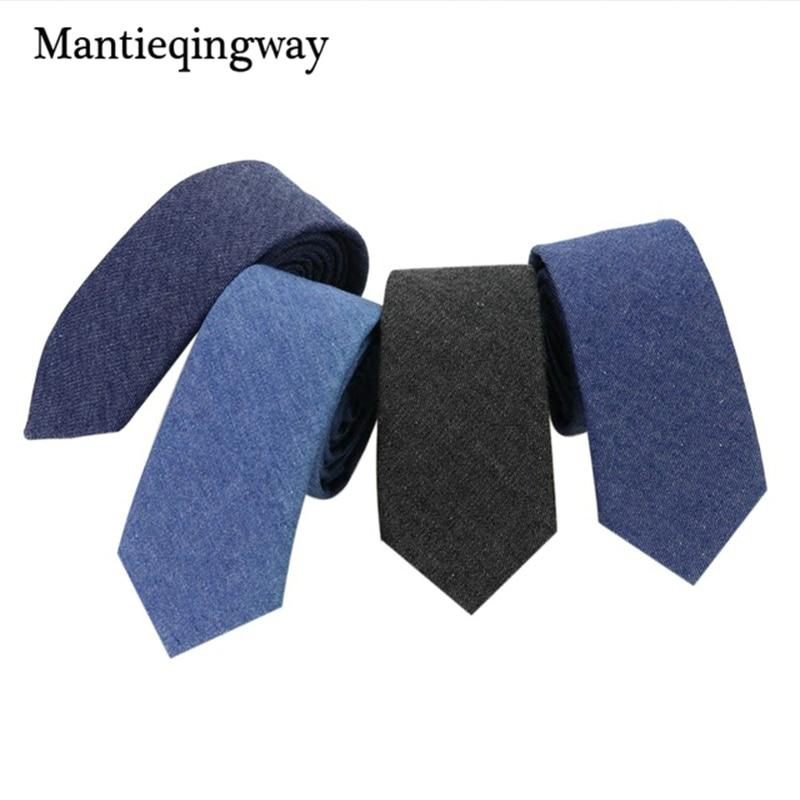 Mantieqingway 6cm Kişi Kostyum Qalstuk Klassik Kişilər üçün - Geyim aksesuarları - Fotoqrafiya 1