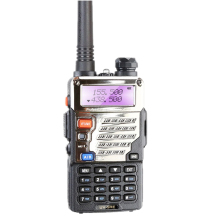 BaoFeng UV-5RE Portable Radio UV5RE Walkie Talkie 5W Dual Band 136-174Mhz & 400-520MHz Two Way Radio UV5R