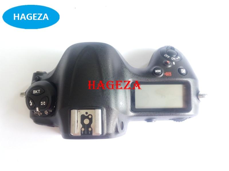 90%NEW Original SLR digital camera repair replacement parts D4 D4S top cover shell for Nikon D4 D4S free shipping 95%new digital camera repair and replacement parts p7700 top cover for nikon