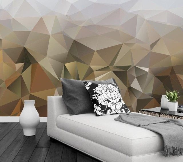 Wand Schlafzimmer | Benutzerdefinierte Textur Abstraktion Wandbild Tapete 3d Wohnzimmer