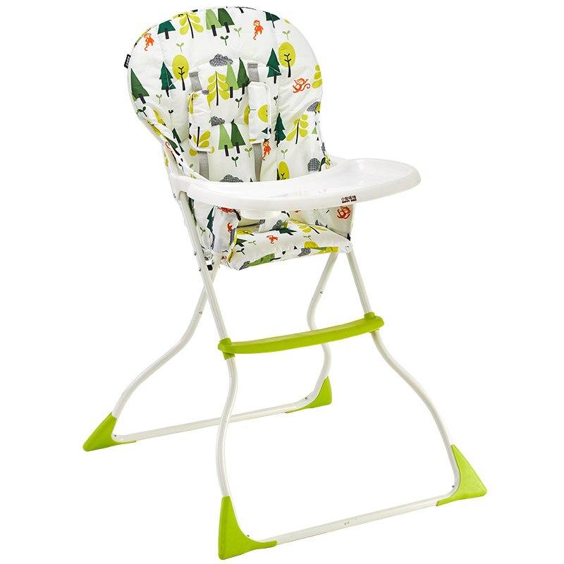 Portable bébé enfants chaise siège réglable pliable bébé manger Table à manger chaise assise bébé chaise pour l'alimentation