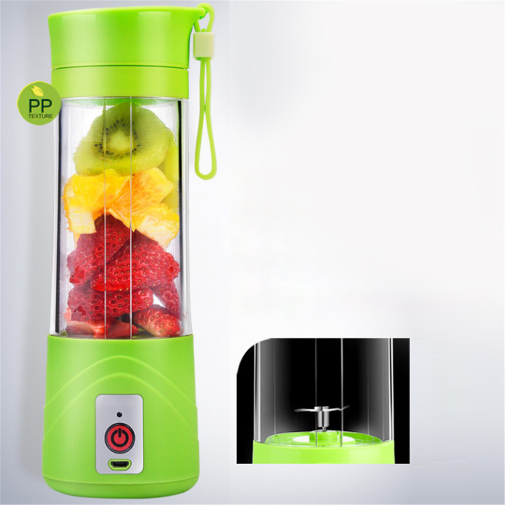 400ml Milkshake Portable Juicer