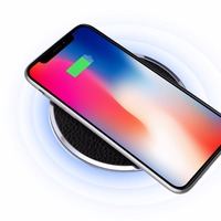 Nillkin Fast Charger For Samsung S6 Edge QI Fast Wireless Charging Pad For Galaxy S7 S7Edge