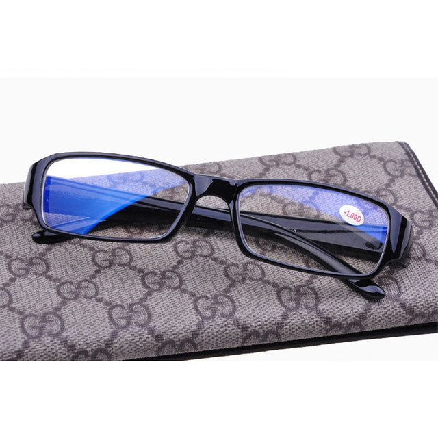 HD.space Classic Myopia glasses Nearsighted Glasses Finished myopia glasses -1.0,-1.5,-2.0,-2.5,-3.0,-3.5, -4.0,-5.0,-5.5,-6.0