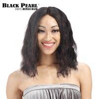 Siyah Inci Brezilyalı Vücut Dalga Bob Peruk Remy Saç Dantel Ön İnsan Saç Peruk Siyah Kadınlar Için Moda Ucuz Kısa Parti Tam peruk