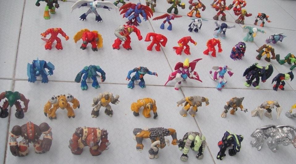 Gormiti Toys Usa 40
