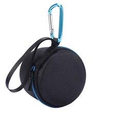 Zipper Pouch Bag for Anker SoundCore Mini Super-Portable Bluetooth Speaker Portable Travel Carry Handle EVA hard Case Holder