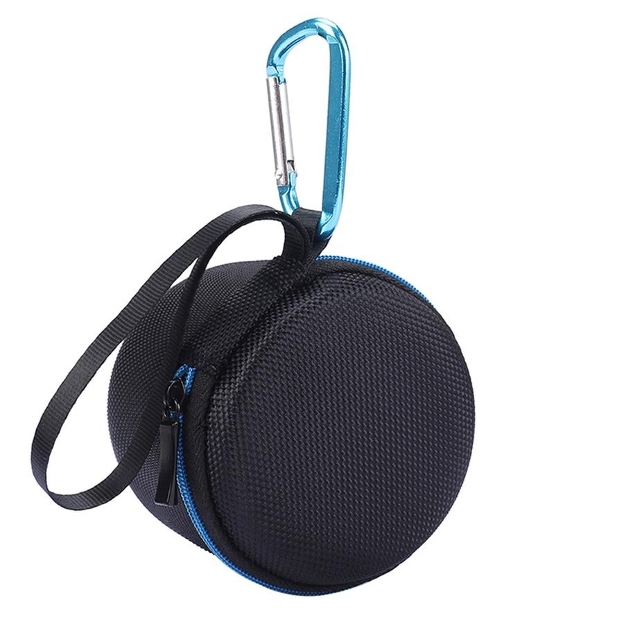 Zipper Pouch Bag for Anker SoundCore Mini Super-Portable Bluetooth Speaker Portable Travel Carry Handle EVA hard Case Bag Holder
